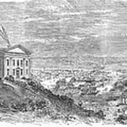 Omaha, Nebraska, 1869 Art Print