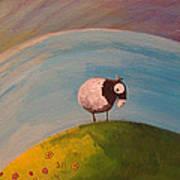 On Top Of Ole Meadow Art Print