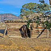 Once Upon A Time In New Mexico Art Print by Kurt Gustafson