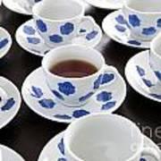 One Cup Of Tea Art Print