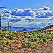 One Desert Drive Art Print
