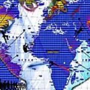 One Vs. World Art Print