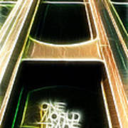 One World Trade Center Art Print by Paul Ward