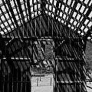 Open Air Barn Art Print