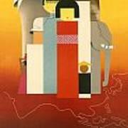 Orient Calls Art Print