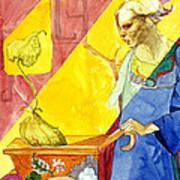 Origins 2 Art Print by Ellen Dreibelbis