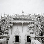 Ornate Architecture Art Print