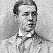 O.s. Campbell, 1891 Art Print