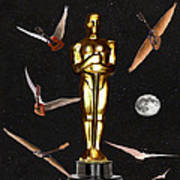 Oscars Night Out Print by Eric Kempson