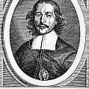 Otto Von Guericke (1602-1686) Art Print