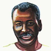 Oumar Souleymane Cisse Art Print