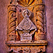 Our Lady Of Good Success At The Chapel In Tlaquepaque Art Print