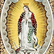 Our Lady Of Guadalupe, Originally Art Print