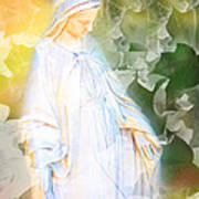 Our Lady Of Nature Art Print