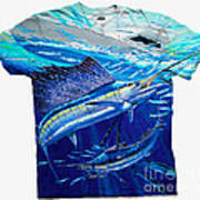 Out Of Sight Mens Shirt Art Print