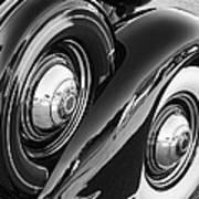 Packard One Twenty Art Print