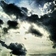 #painted #sky #instadroid #andrography Art Print