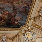 Palace Ceiling Detail Art Print