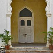 Palace Door Art Print