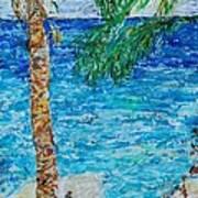 Palm 06 Art Print
