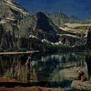 Paradise Lake Revisited Art Print