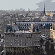 Paris 01 Art Print