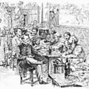 Paris: Chat Noir, 1889 Art Print