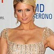 Paris Hilton At Arrivals For The 18th Art Print by Everett