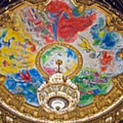 Paris Opera House II Art Print