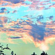 Parrish Sunset Art Print