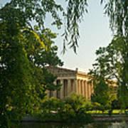 Parthenon At Nashville Tennessee 12 Art Print