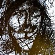 Pastel Man 2 Art Print