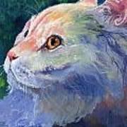 Pastel Persian Art Print