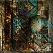 Pattern Down Art Print by Monroe Snook