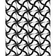 Patterns Art Print by Gabriela Insuratelu