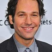 Paul Rudd At Arrivals For Ifps 20th Art Print by Everett