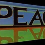 Peace-2 Art Print