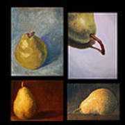 Pears The Series Art Print