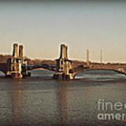 Pelham Bridge Art Print