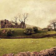 Pendragon Castle Art Print