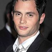 Penn Badgley At Arrivals For Fashion Art Print by Everett