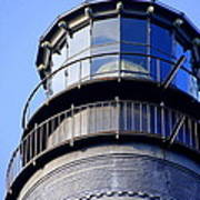 Pensacola Lighthouse Observation Art Print