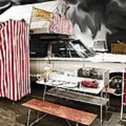 Penthouse Campers Club-chrysler Art Print