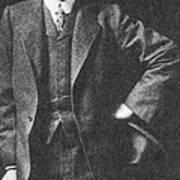 Percival Lowell, American Astronomer Art Print