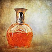 Perfume Bottle II Art Print