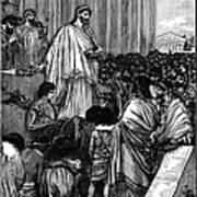 Pericles (c495-429 B.c.) Art Print