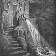 Perrault: Tom Thumb Print by Granger