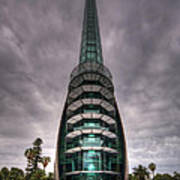Perth Bell Tower Art Print