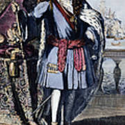 Peter The Great Art Print