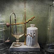 Pharmacy - Victorian Apparatus  Art Print
